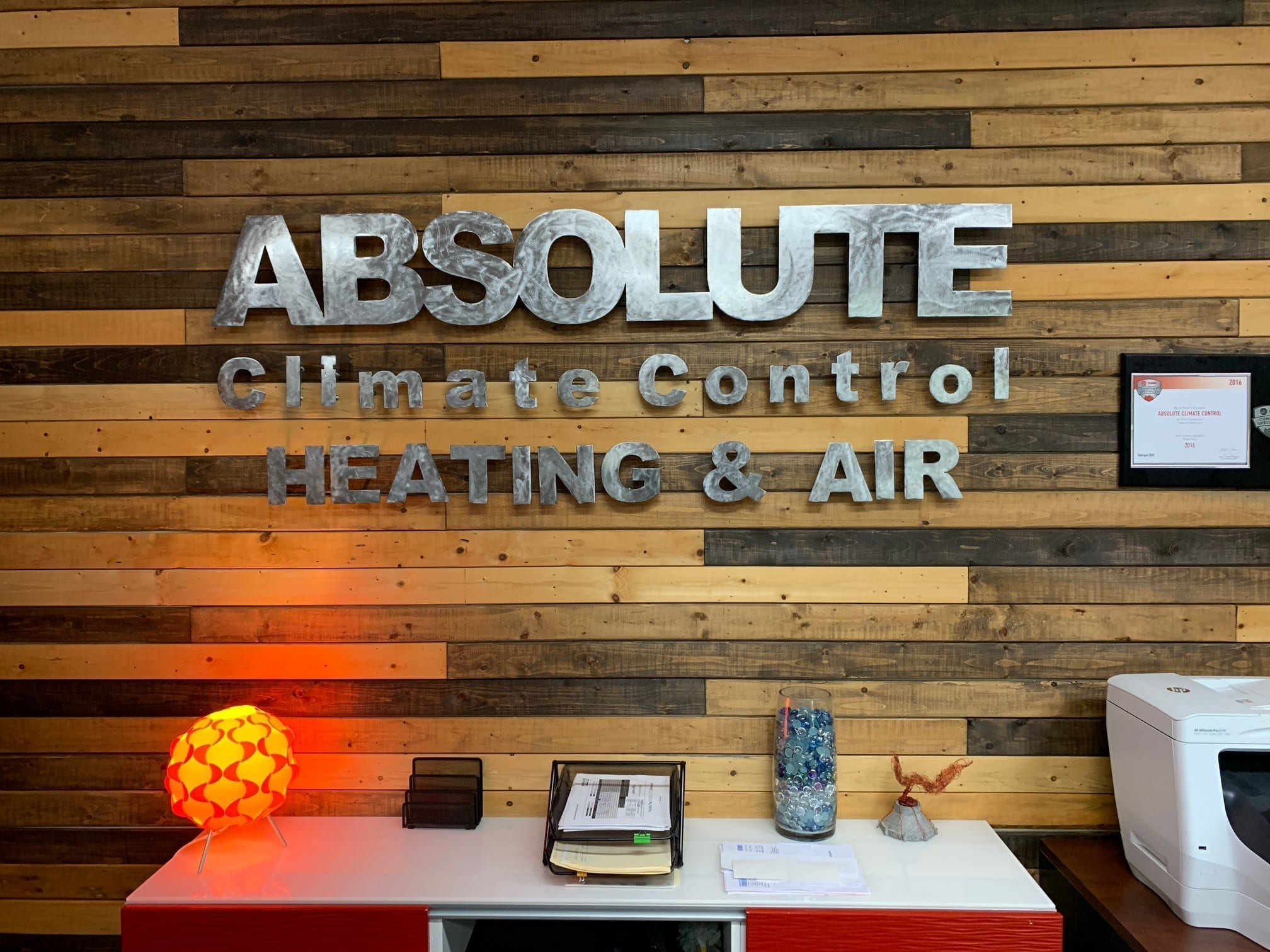 Absolute Wall Logo