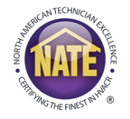 North American Technician Excellence Certification for Heating Ventilation and Air-Conditioning
